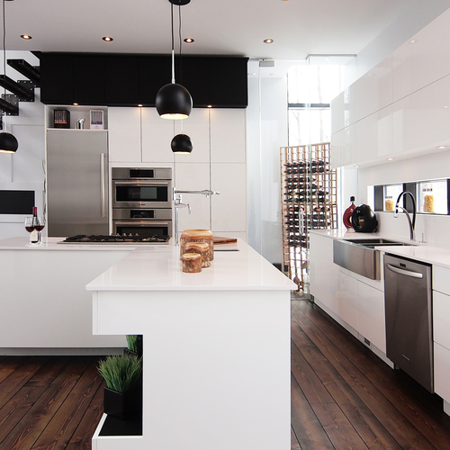 10+ High-End Modern Kitchens Ideas For 2020