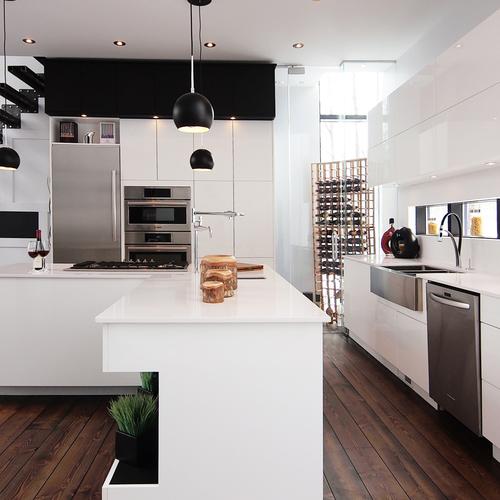 Kitchen Cabinets Montreal Laval North Shore   Club Cuisine BCBG