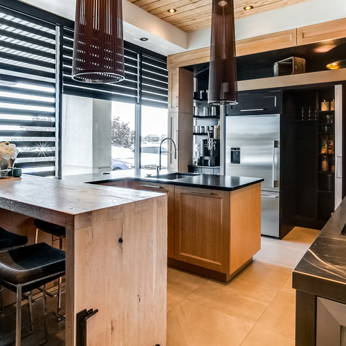 Kitchen Counters Montreal: Kitchen And Bathroom Showroom In Laval Near Montreal And